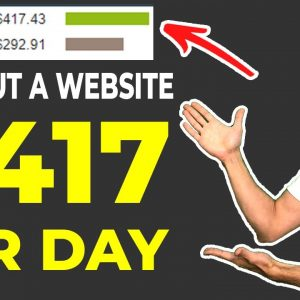 $417/day Clickbank for Beginners Tutorial | Make Money on Clickbank