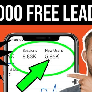 5 FREE TRAFFIC METHODS To Make 6 FIGURES With Affiliate Marketing