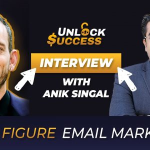 EMAIL IS NOT DEAD | Anik Singal (The #1 Skill You Need Online)