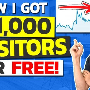 How to Get TRAFFIC to Your Website FAST and FOR FREE in 2020!