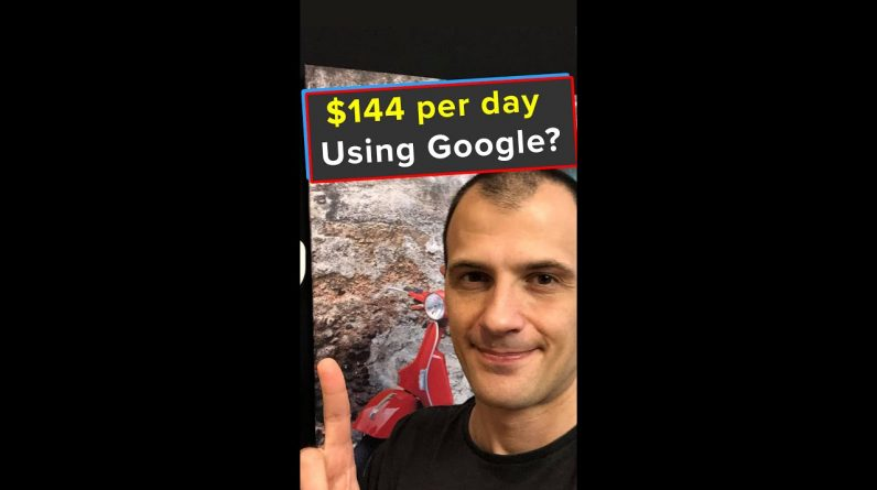 How to Make Money Online: $144 a Day | Work From Home #Shorts