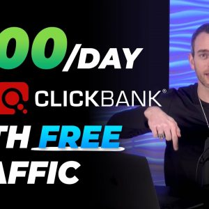 Make Money On Clickbank WITHOUT A Website & FREE TRAFFIC   Affiliate Marketing for Beginners
