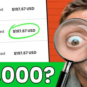 Look Inside My $1000/Month Affiliate Marketing Campaign