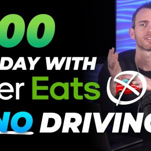 Make Money From UberEats WITHOUT DRIVING   Beginner-Friendly (Side Hustle)