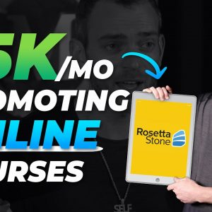 Make Money on Clickbank Promoting Online Courses (FREE FUNNEL)