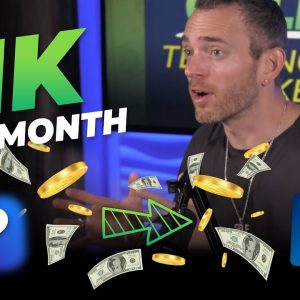 Make PASSIVE INCOME Every Month Sharing *THIS APP* (Free Funnel)