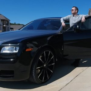 TOUR MY ROLLS-ROYCE GHOST (Favorite Interior Of Any Car)