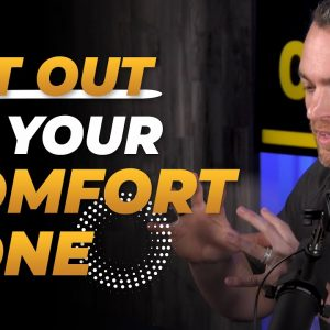 How to Ditch Your COMFORT ZONE for the MONEY ZONE | Unlock Success Podcast