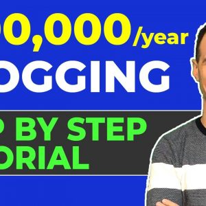 How to Make Money Blogging: My $100k/Year Blog Method Step by Step in 2020