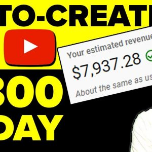 How to Make Money with Youtube Shorts Without Making Videos Yourself 2021