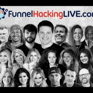 Funnel Hacking LIVE 🔥 SPECIAL LIVE STREAM 🎉