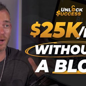 How I Make PASSIVE INCOME Online WITHOUT Blogging