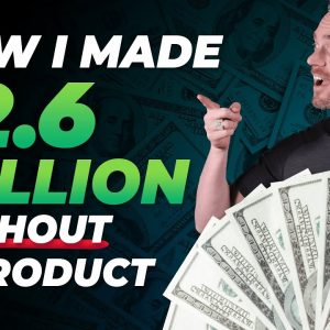 How I Made $2.6 MILLION From ONE OFFER With Affiliate Marketing (Copy+Paste)