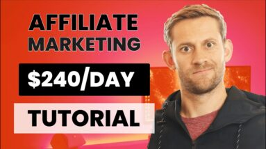 Affiliate Marketing ULTIMATE Tutorial FOR BEGINNERS [2021]